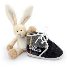 Mine første sko - en minnerik gave til babyen