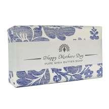 Gi en vakker såpe med budskap fra The English Soap Company som en liten hyggelig oppmerksomhet til din mor på morsdagen. Innpakket i et vakkert papir med vintage design og med en hyggelig hilsen.<br/><br/>Luksuriøst duftende med den livlige, friske duften av blåklokker. Denne såpen er rett og slett fantastisk - og en skikkelig godbit for huden din.<br/><br/>